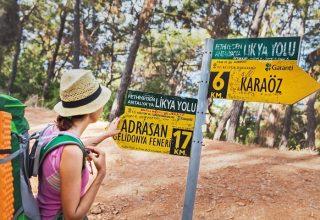 Antalya'nın Keşfedilmemiş Cenneti: Adrasan