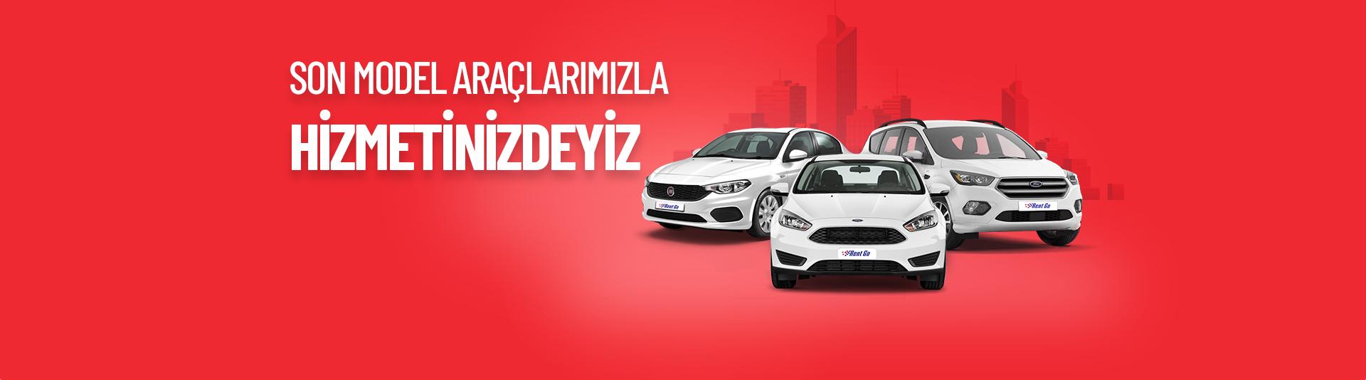 Rent Go | Türkiye'nin Araç Kiralama Şirketi