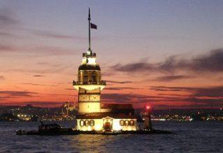 İstanbul Kadar Kadim ve Görkemli : Kız Kulesi'nin Hikayesi