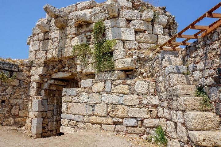 alaçatı taş evleri
