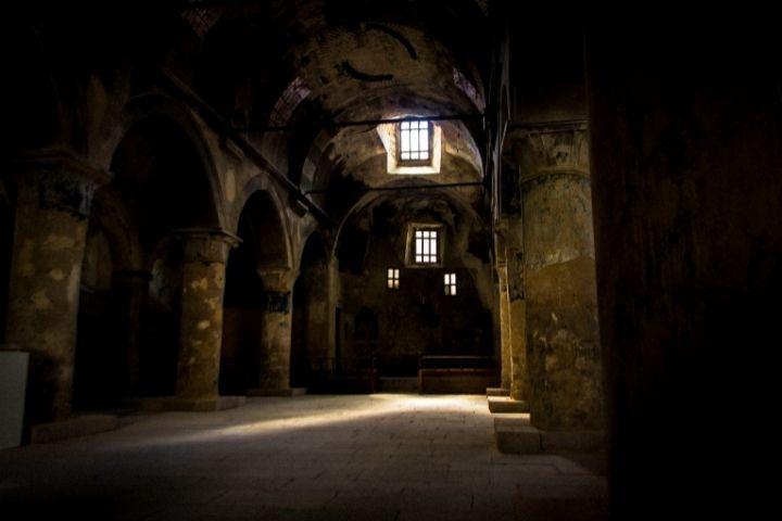 Ayios Kostantinos Kilisesi / Pazar Yeri Camii
