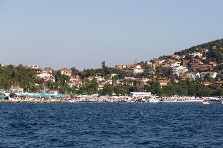 heybeliada plajları
