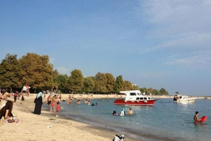 Çiroz Plajı